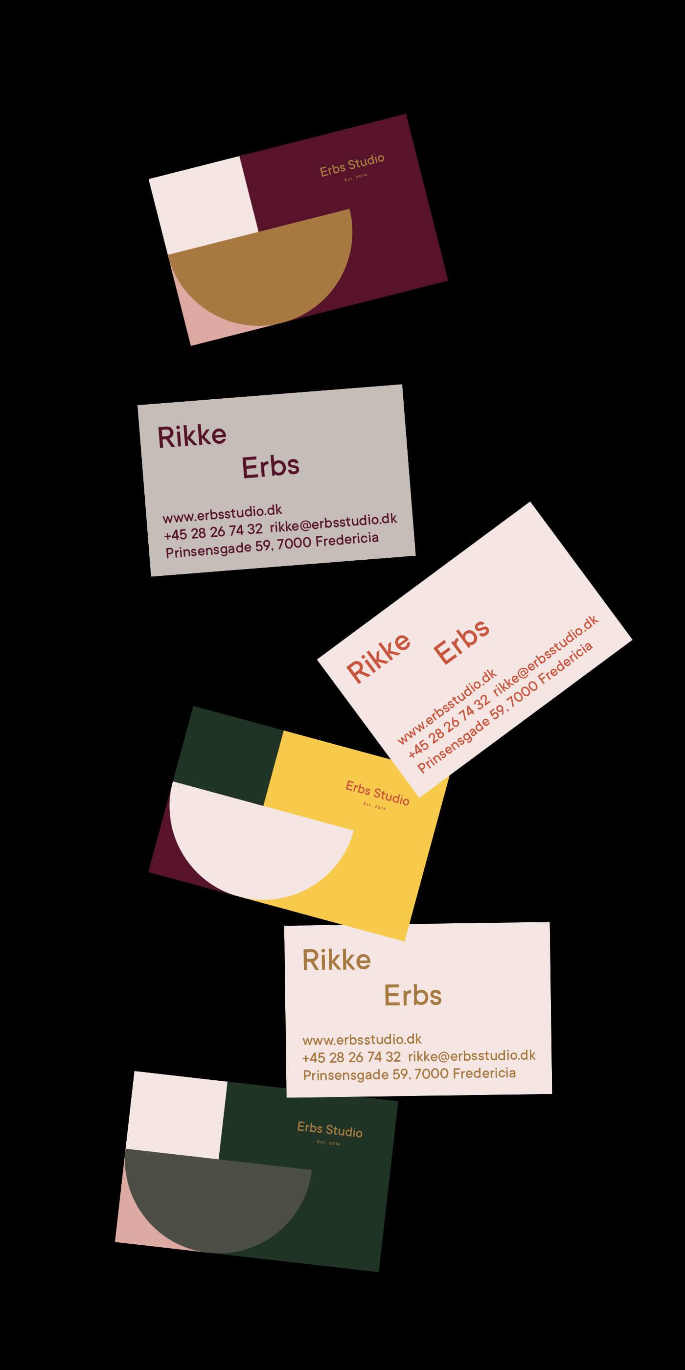 Cover Brand Design Identity